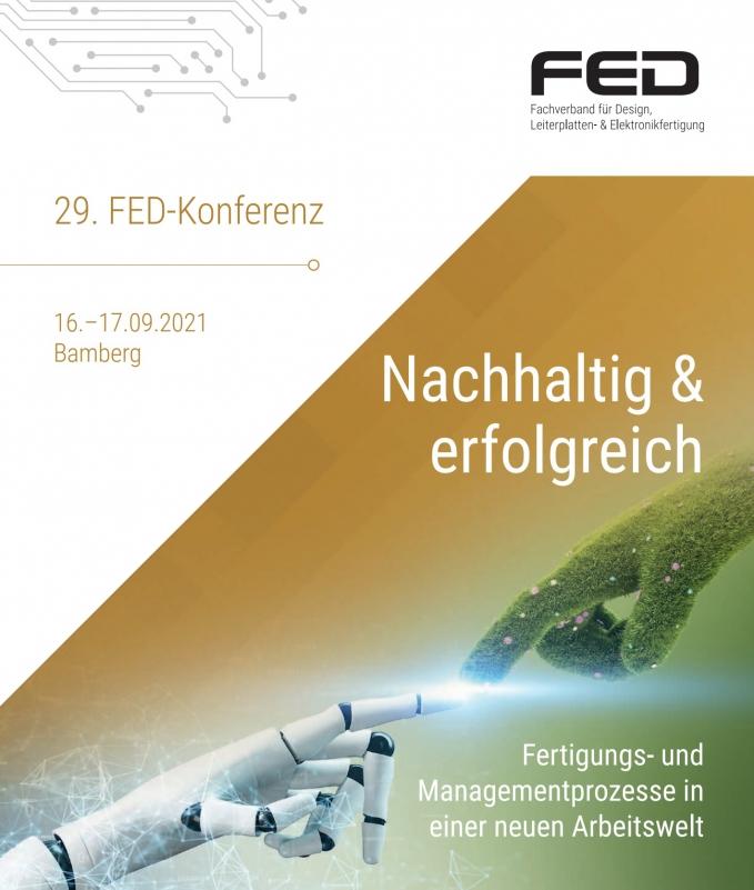 """Die 29. FED-Konferenz fokussiert das komplexe Thema """"Nachhaltigkeit""""."""