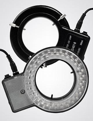 Ringlicht mit LED, dimmbar (LED60T-B)